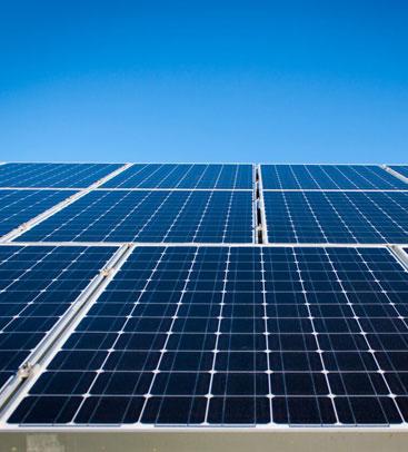 Achieving 100% Renewable Energy