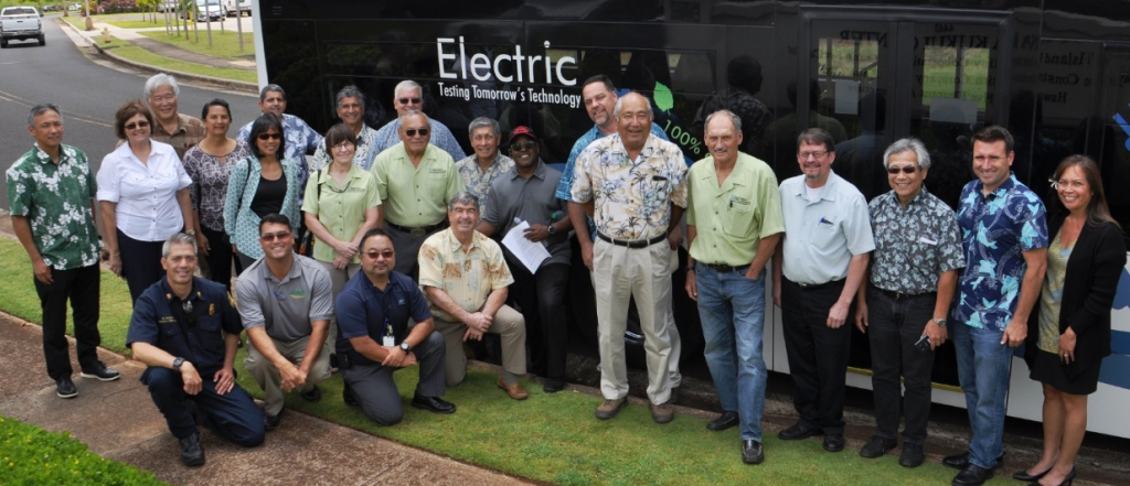 Decision-makers at Kauai Island Utility Cooperative
