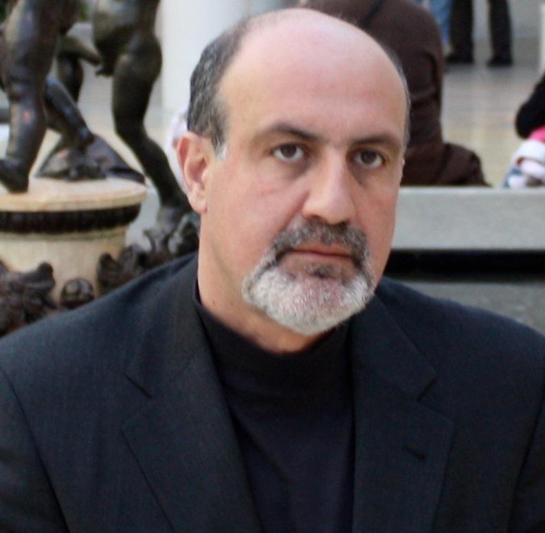 Nassim Nicholas Taleb Photo by Sarah Josephine Taleb